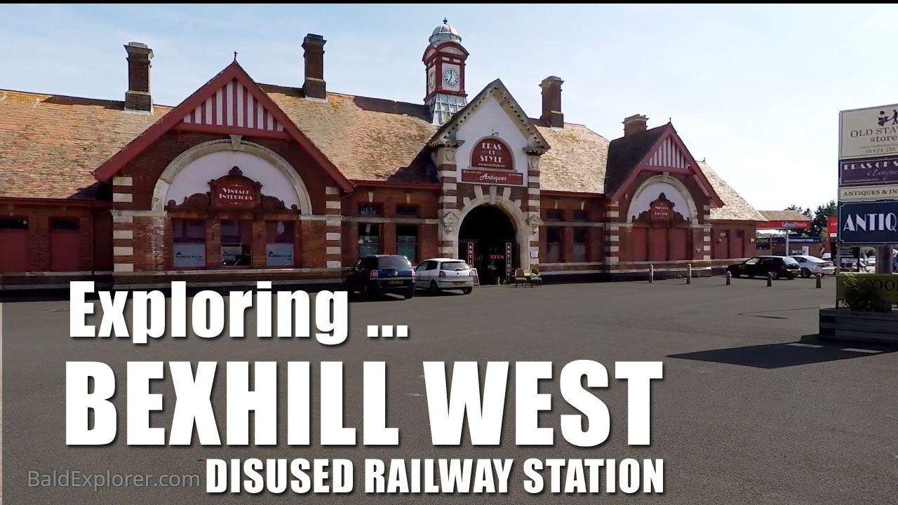 Bexhill West Station