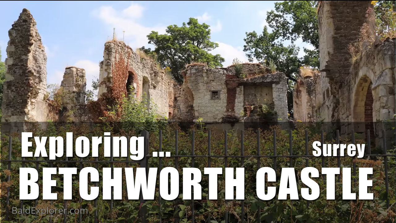Betchworth Castle