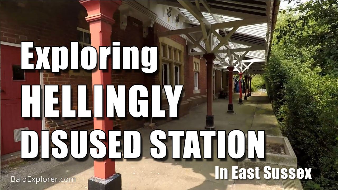 Hellingly Station