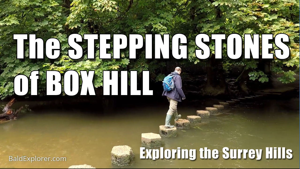 Exploring the Stepping Stones of Box Hill