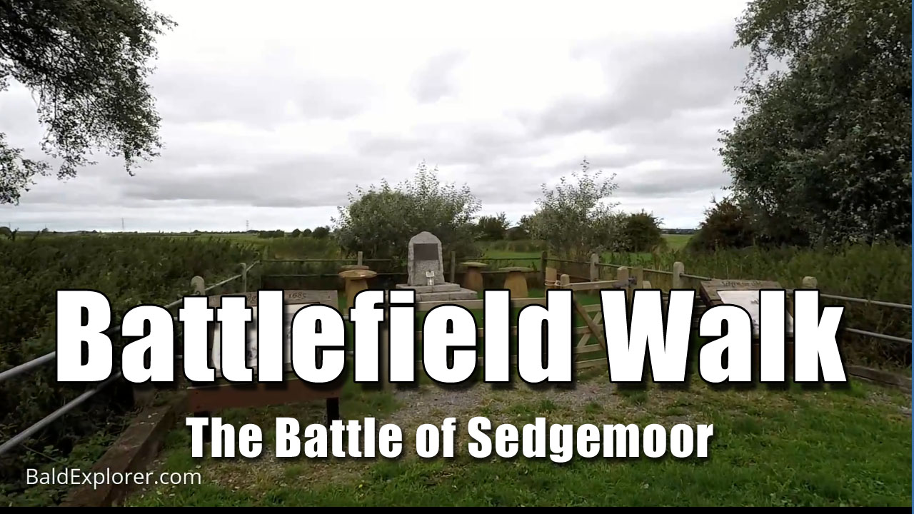 Battle of Sedgemoor Walk
