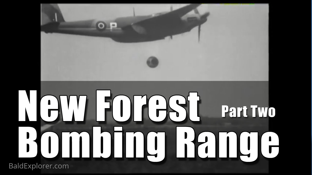 The WW2 Targets of the New Forest