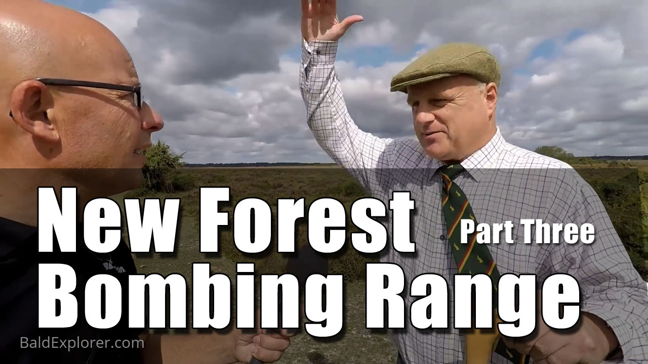 New forest bombing range