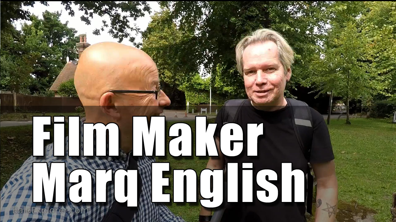 Who is Marq English?