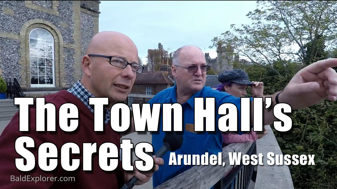Arundel Town Hall Tour