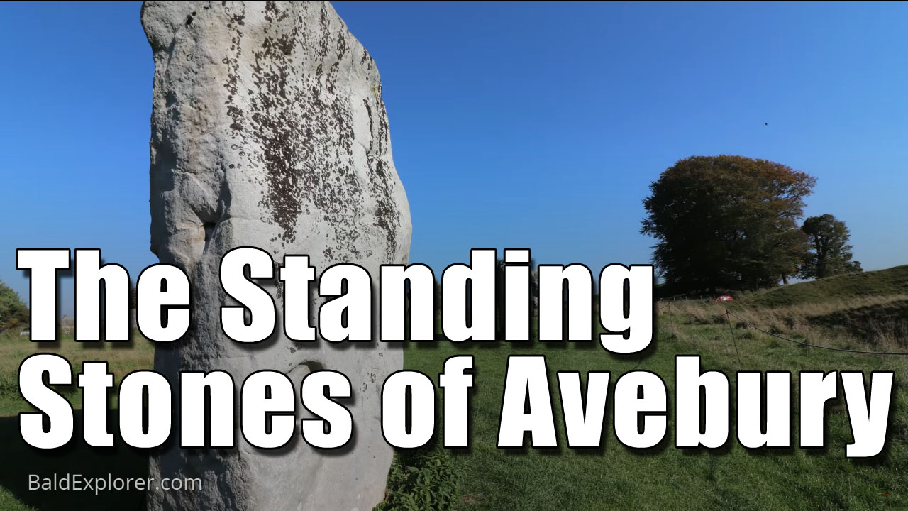 The Standing Stones of Avebury