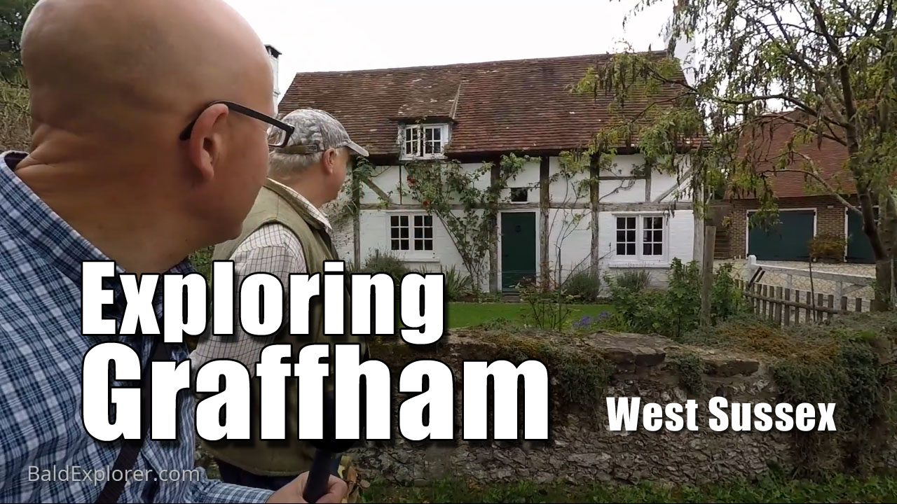 A Walk Around Graffham in West Sussex