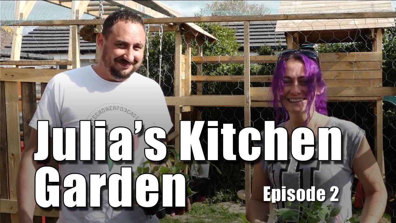 Julia's Kitchen Garden