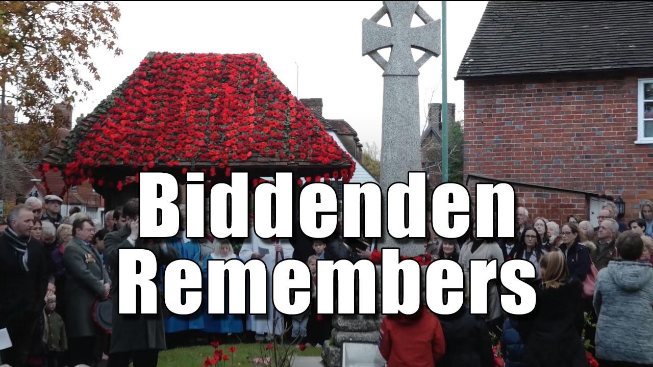 Biddenden Remembers