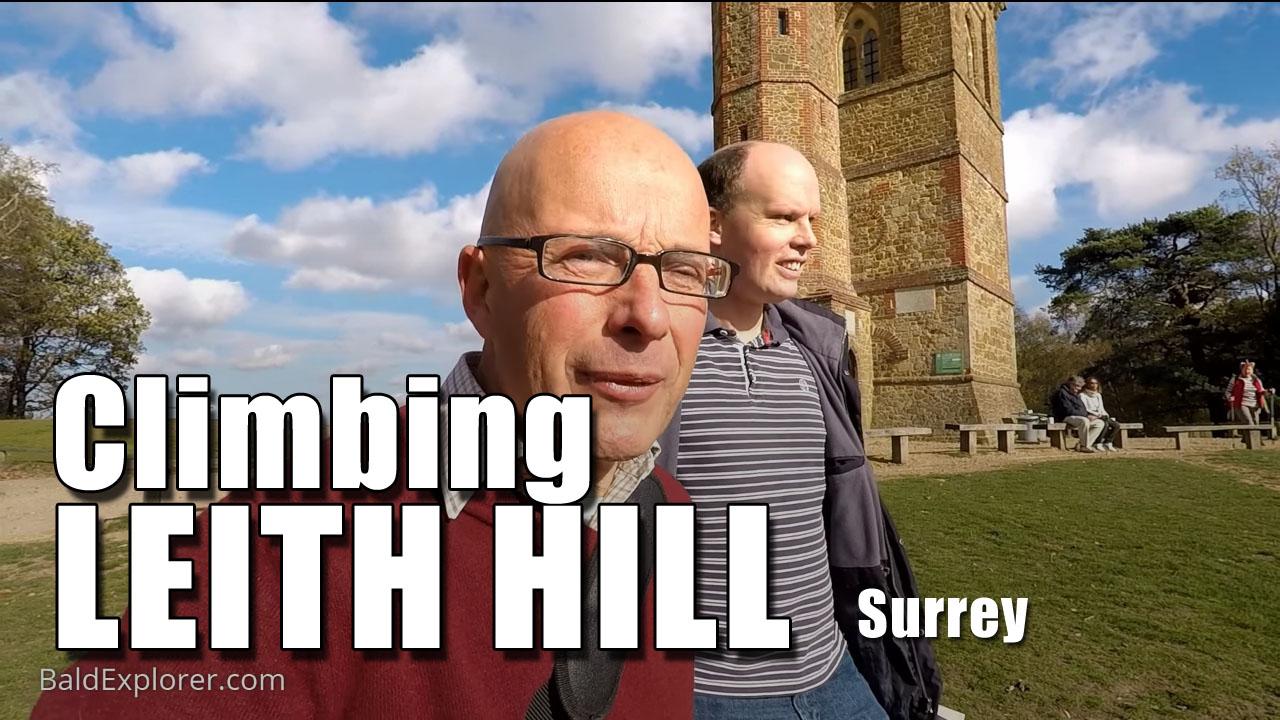 Exploring Leith Hill