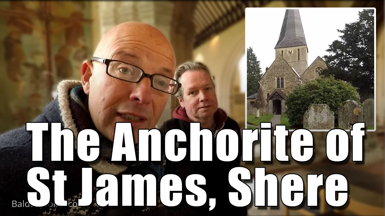 St James Church in Shere