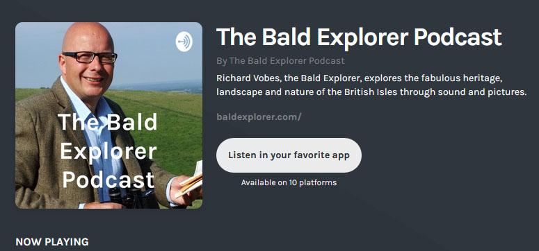 The Bald Explorer Podcast