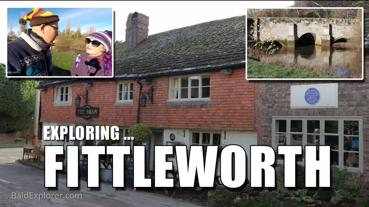 Exploring Fittleworth Village in West Sussex