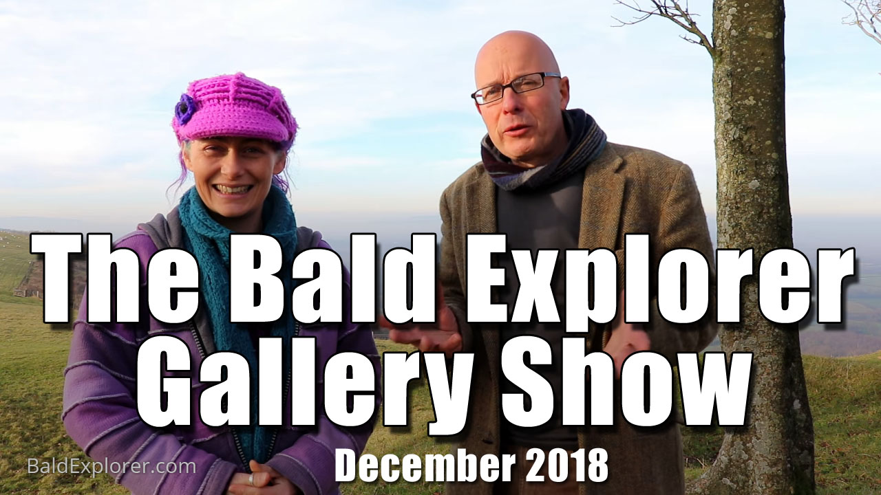 The Bald Explorer Gallery Show! (Ep2)