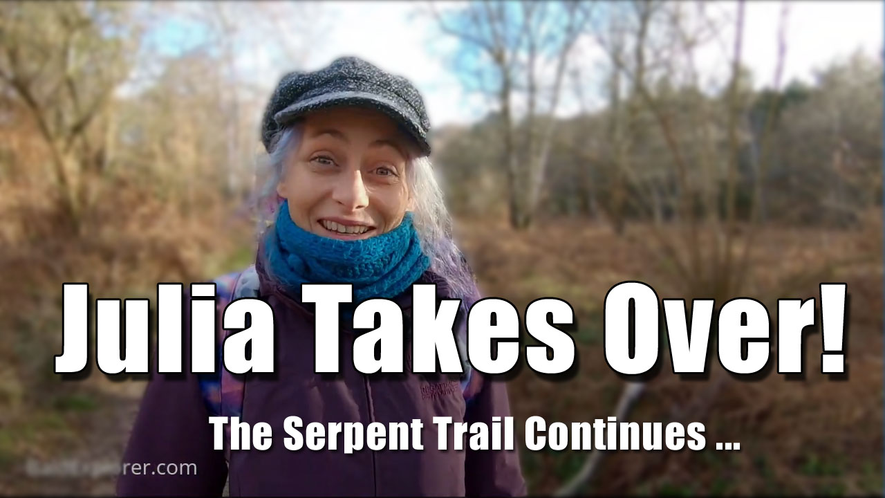 Julia Continues on the Serpent Trail (Part Three)