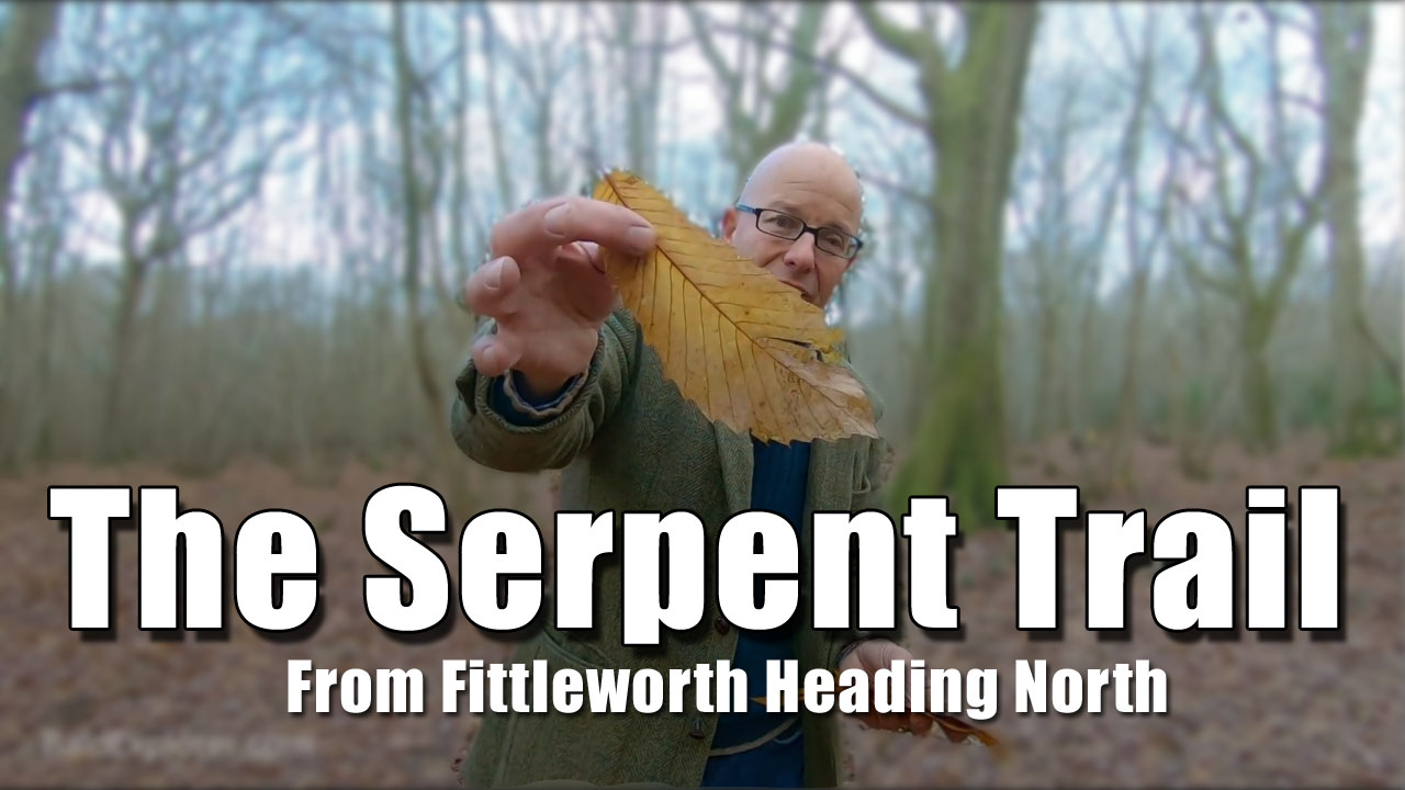 Exploring The Serpent Trail from Fittleworth in West Sussex