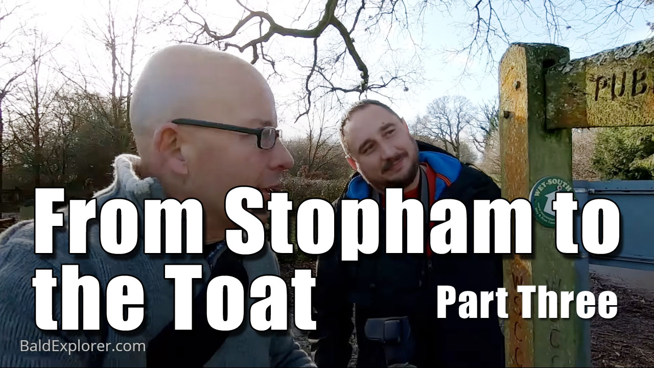 From Stopham Bridge to the Toat Monument Pt3