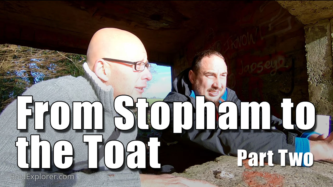 From Stopham Bridge to the Toat Monument Pt2