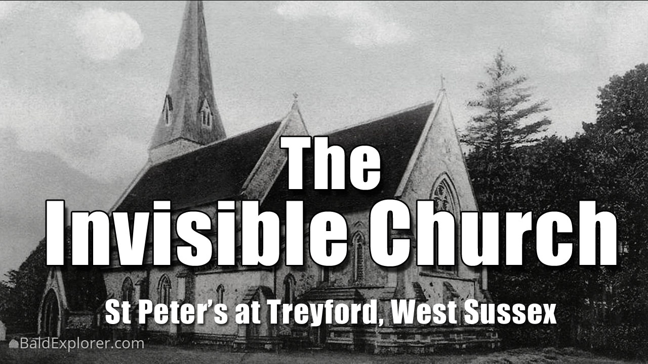 The Curse of St Peter's at Treyford in West Sussex Explored
