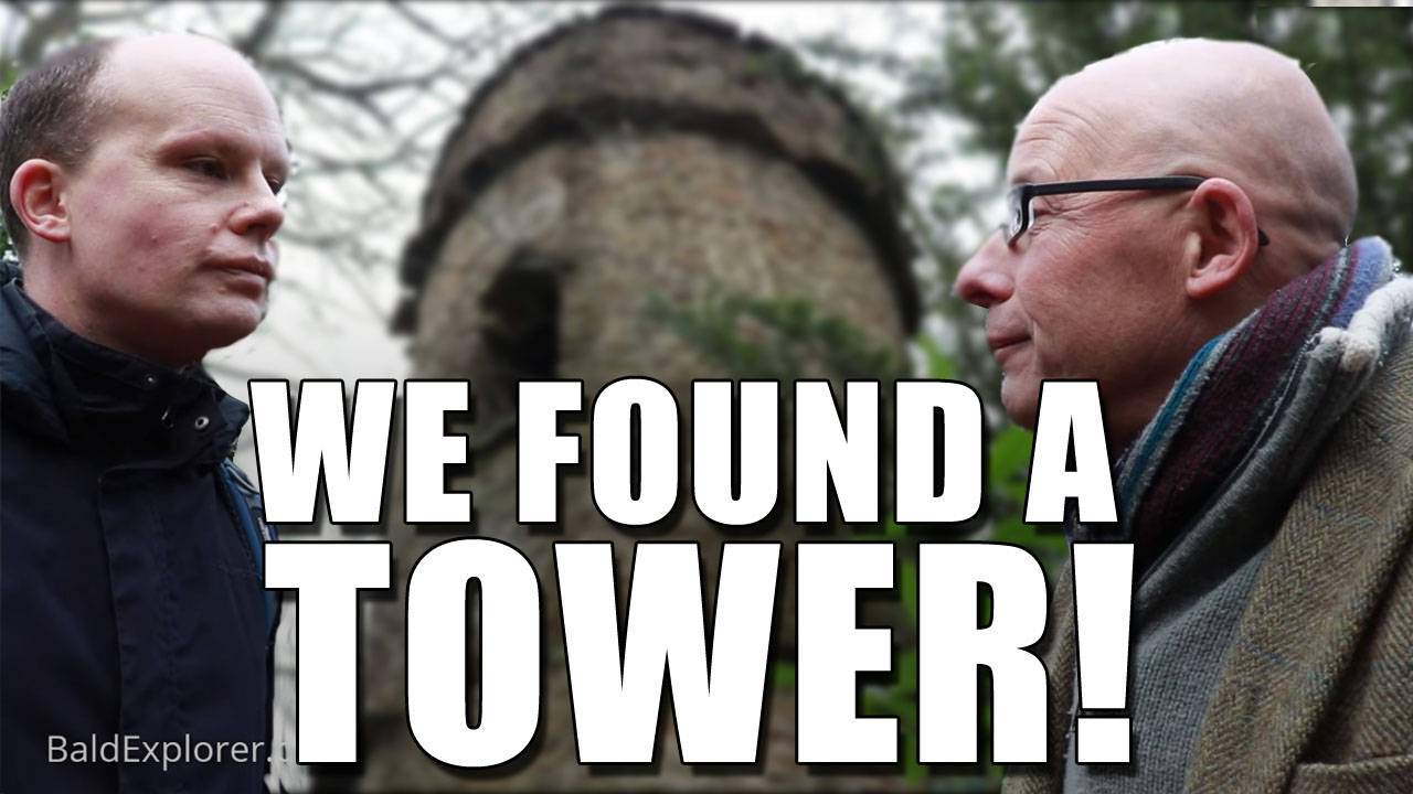 The 18th Century Broadmoor Tower Explored