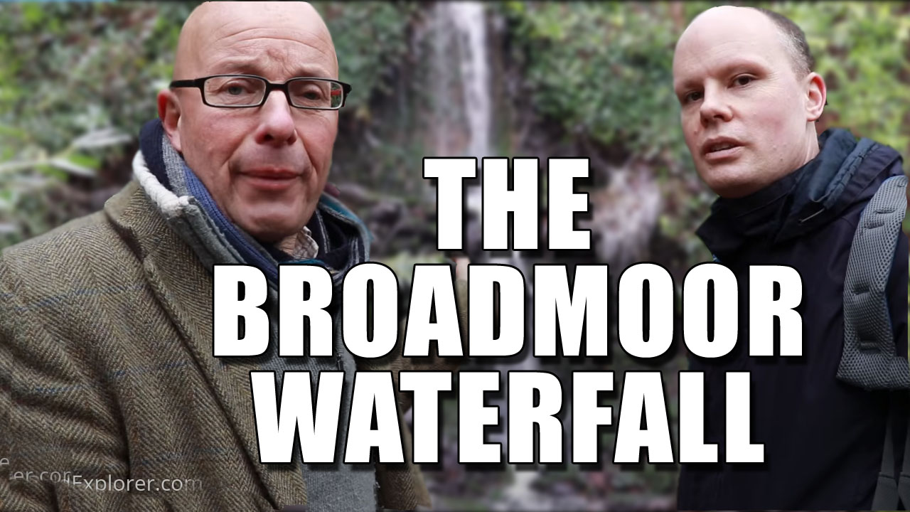 A Walk Around Broadmoor Waterfall in Surrey