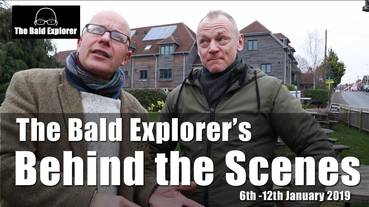 Behind the Scenes of the Bald Explorer - 6-12 Jan 2019