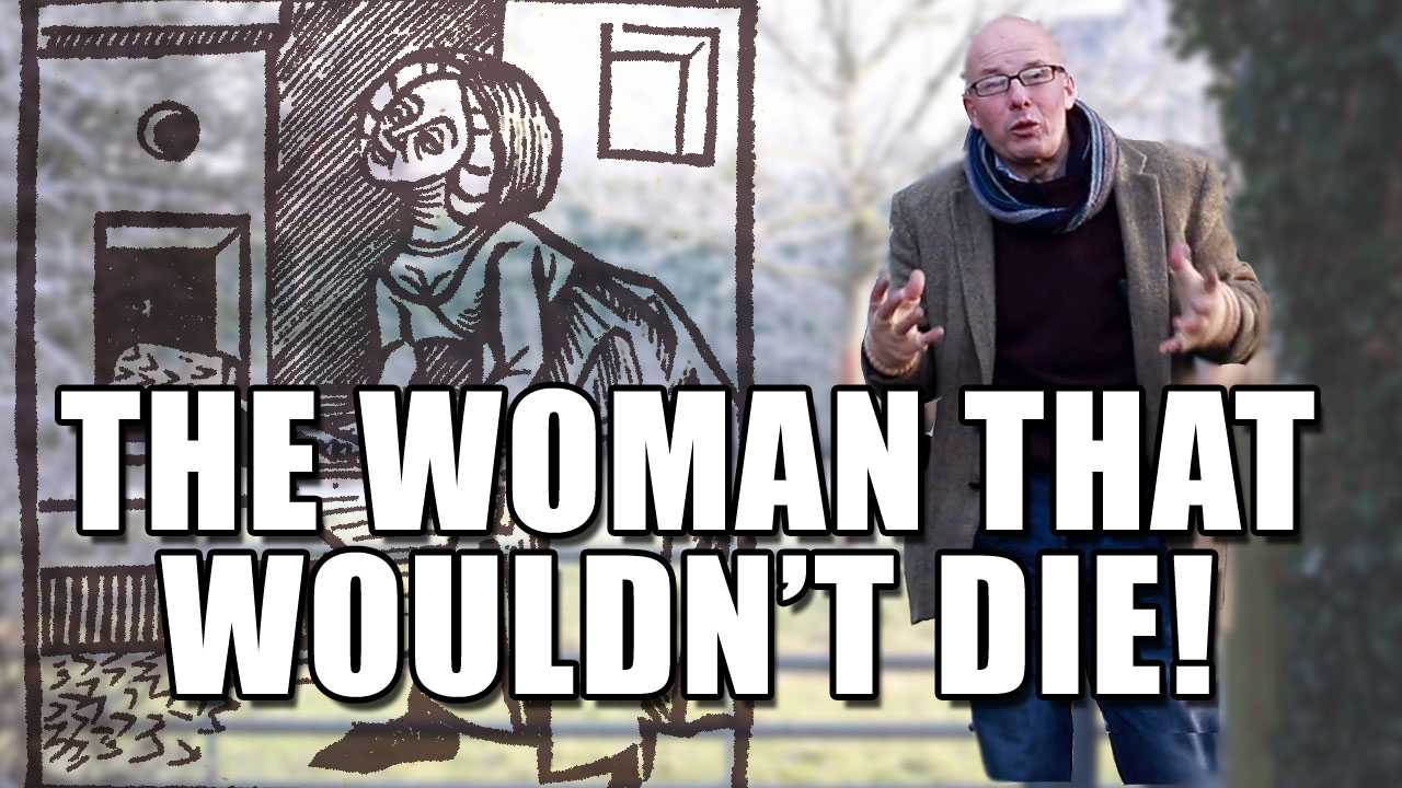 The Woman That Wouldn't Die!