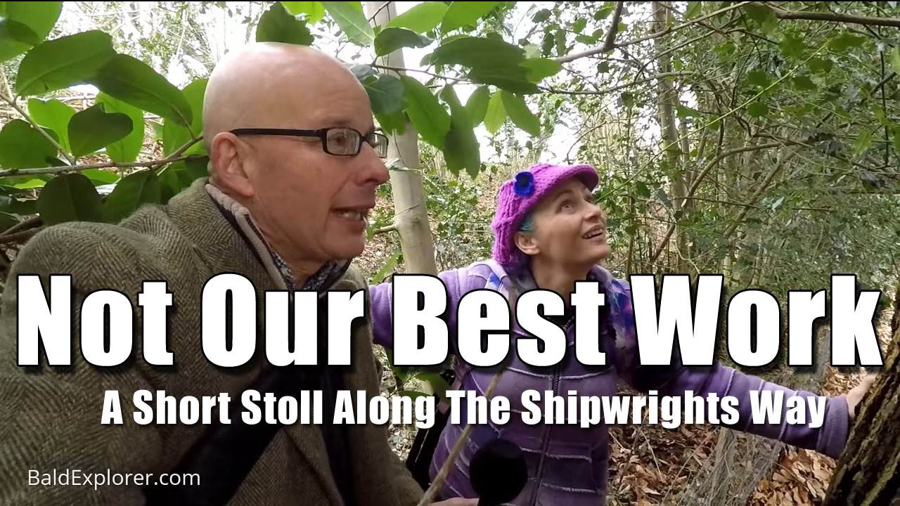 A Very Short Walk Along The Shipswrights Way Near Liss