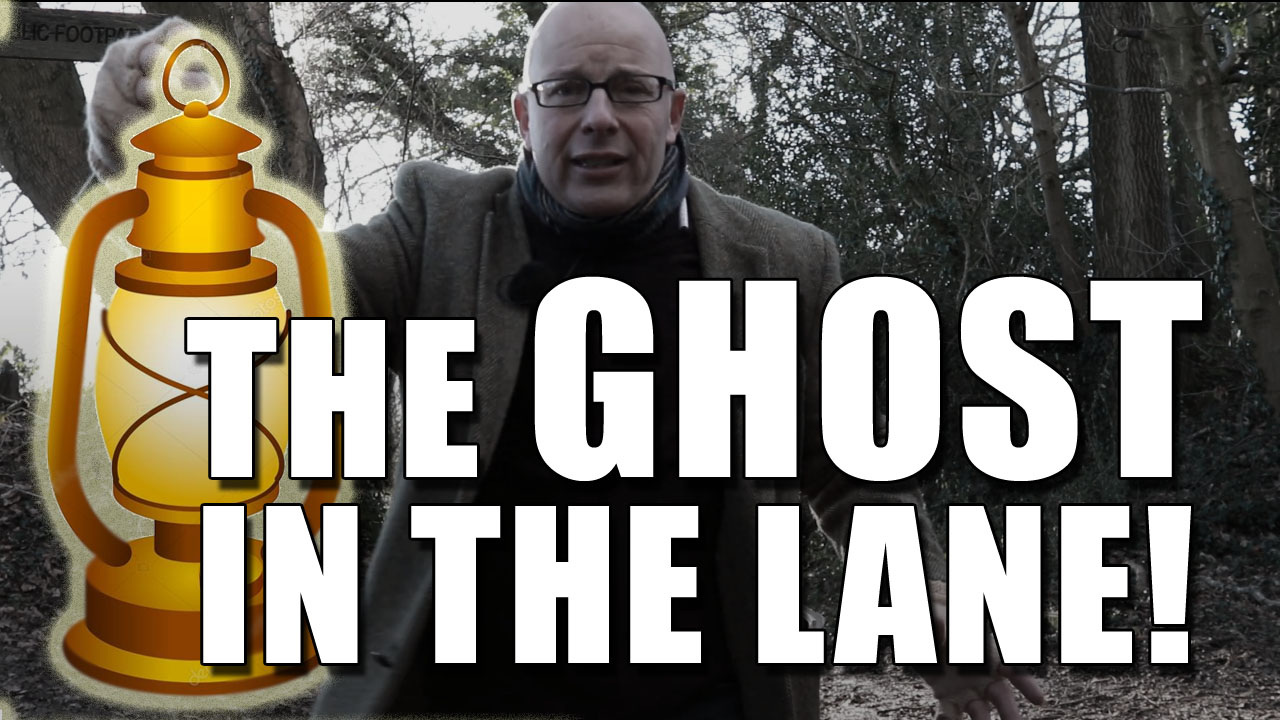 The Strange Case of the Thakeham Ghost