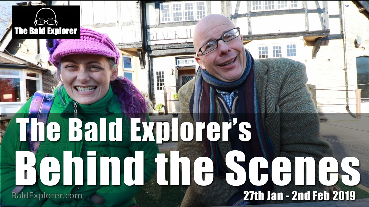 Behind the Scenes of the Bald Explorer