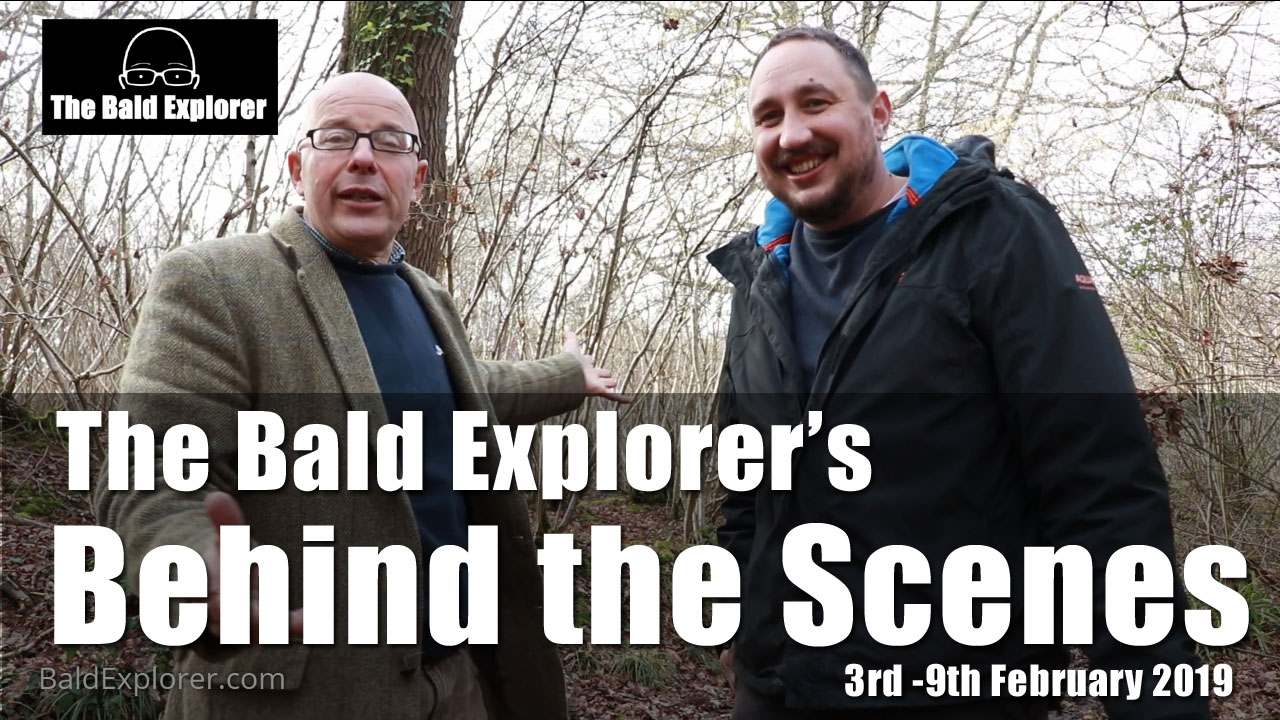 Behind the Scenes of Bald Explorer