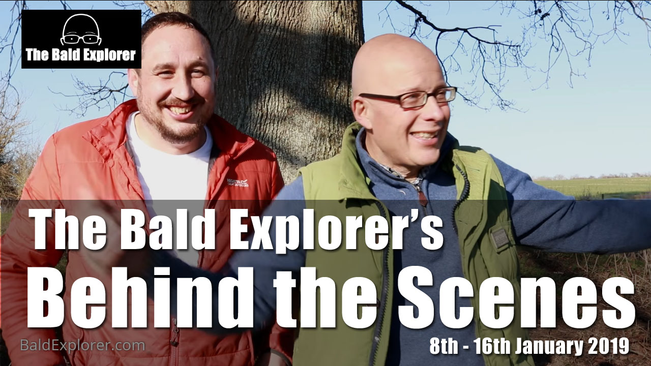 Behind the Scenes of the Bald Explorer - 8th - 16th Feb 2019