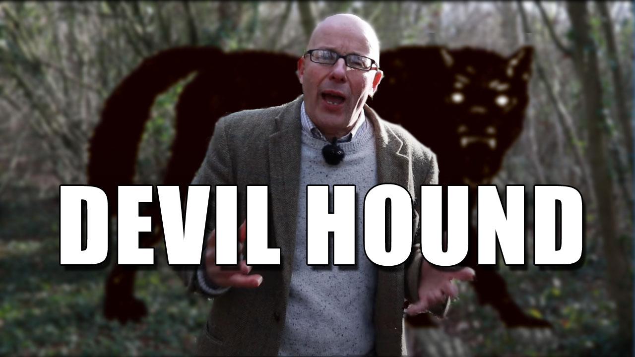 The Devil Hound of Titnore Lane!