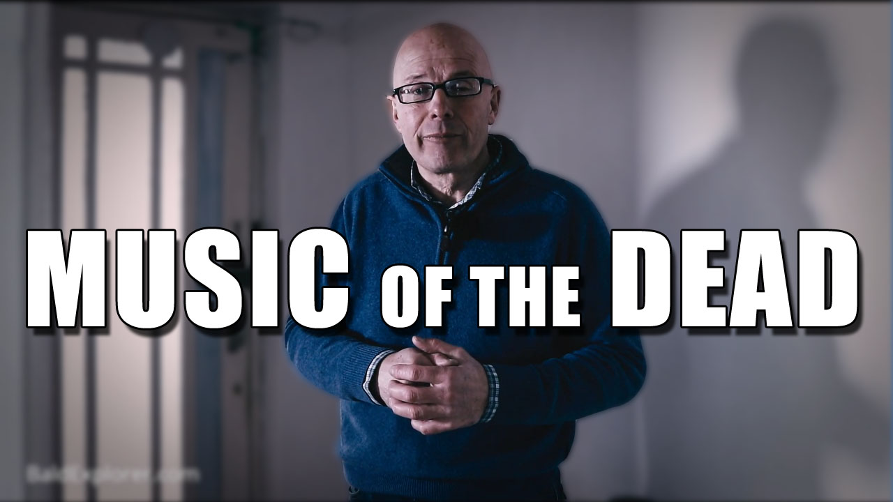 The Music of the Dead - a Tale of Olde Sussex