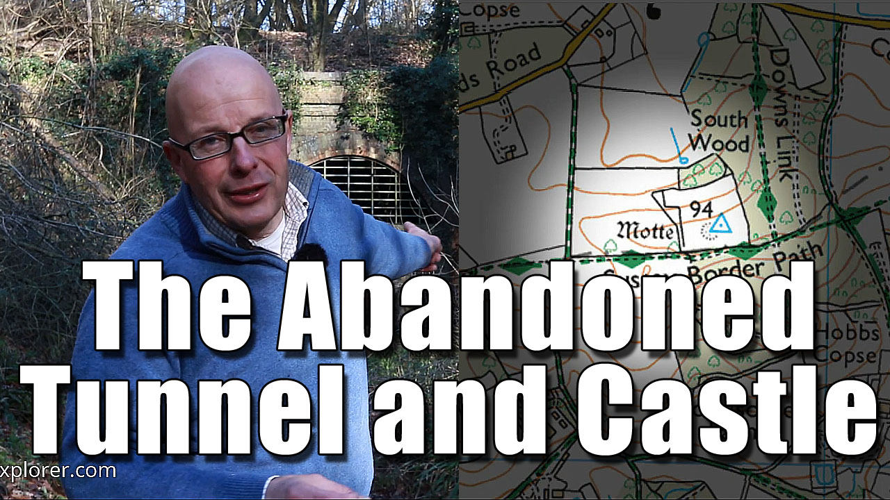 In Search of Rudgwick Castle and the old Railway Tunnel