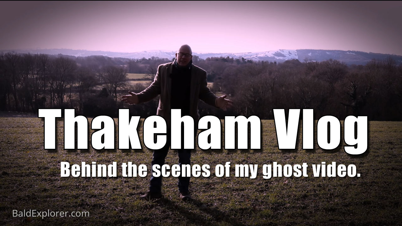 Behind the Scenes of the Thakeham Ghost Video