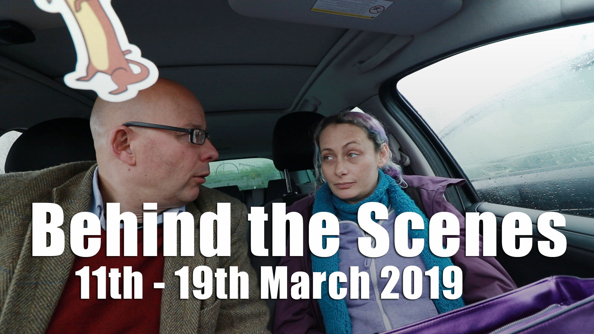9+ 0:01 / 12:08 Bald Explorer's Behind the Scenes - 11th-16th March 2019
