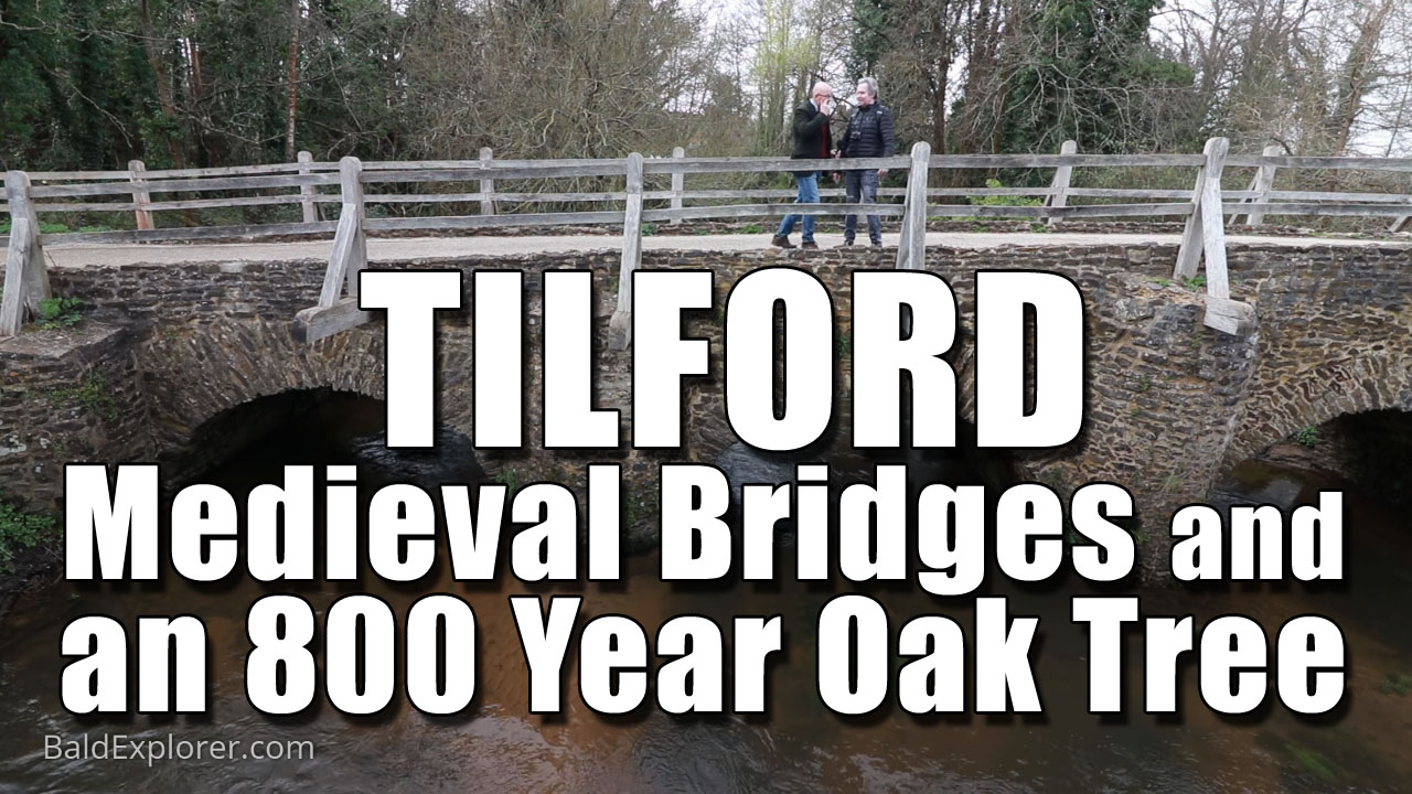 Exploring the Village of Tilford in Surrey