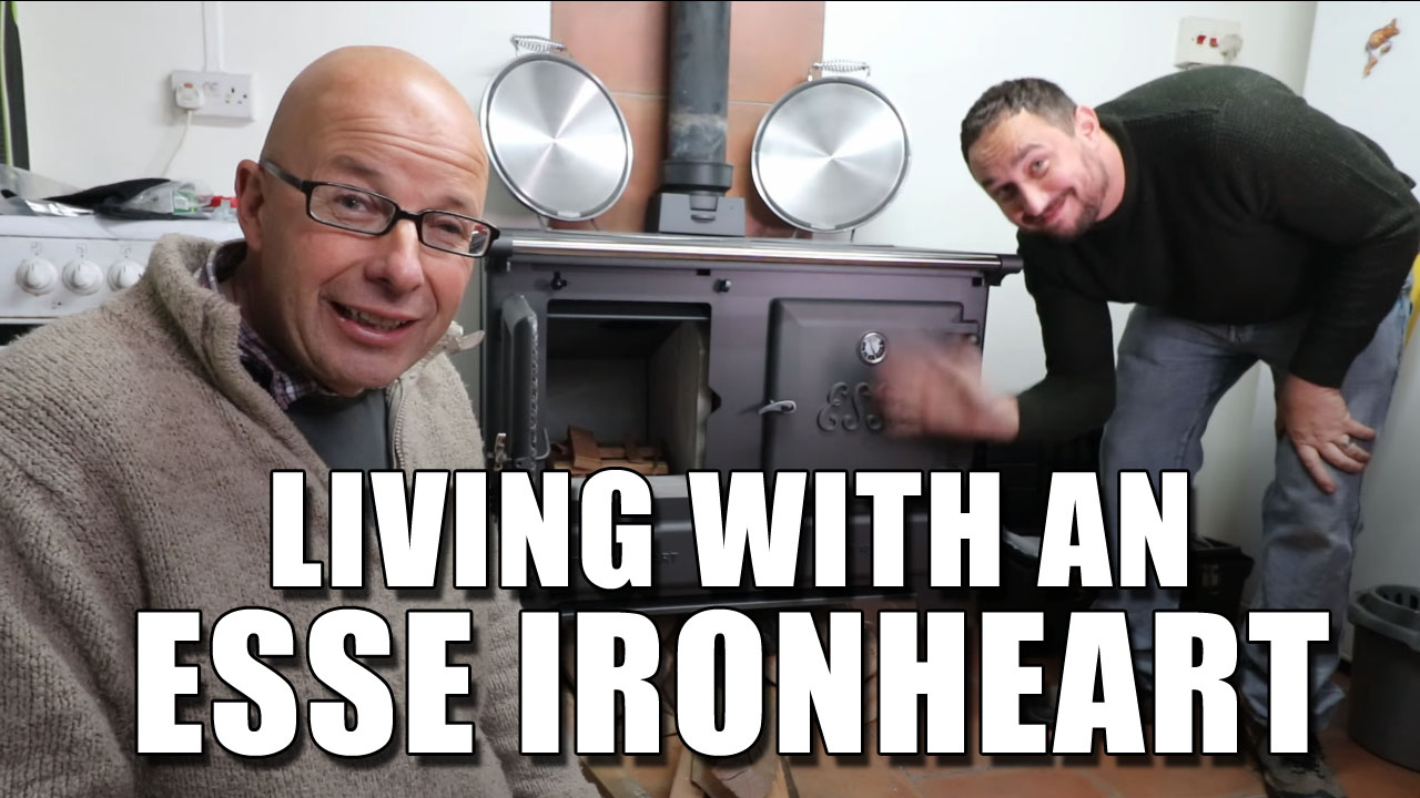 Living With An Esse Ironheart Wood Burning Stove