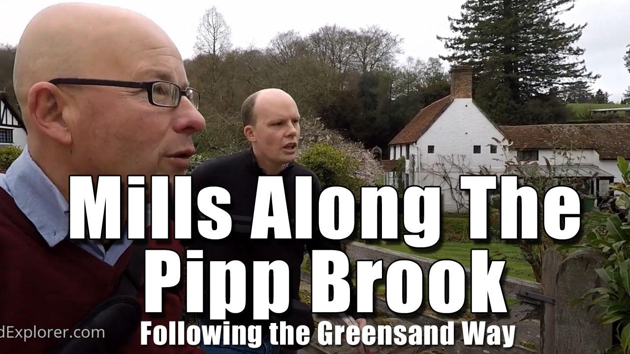 Wotton to Westcott: Following the Greensand Way.