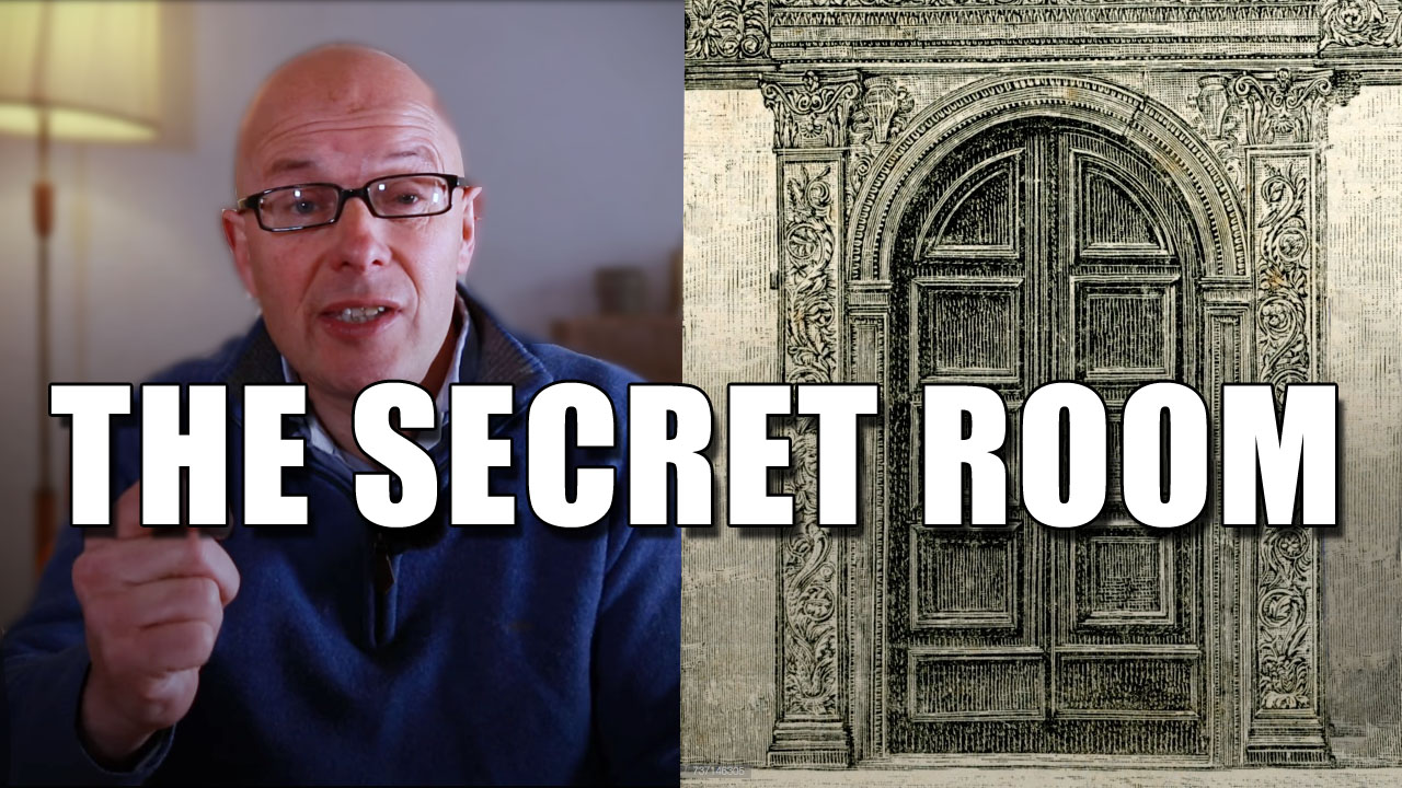 The Secret Room - A Tale from Olde Sussex