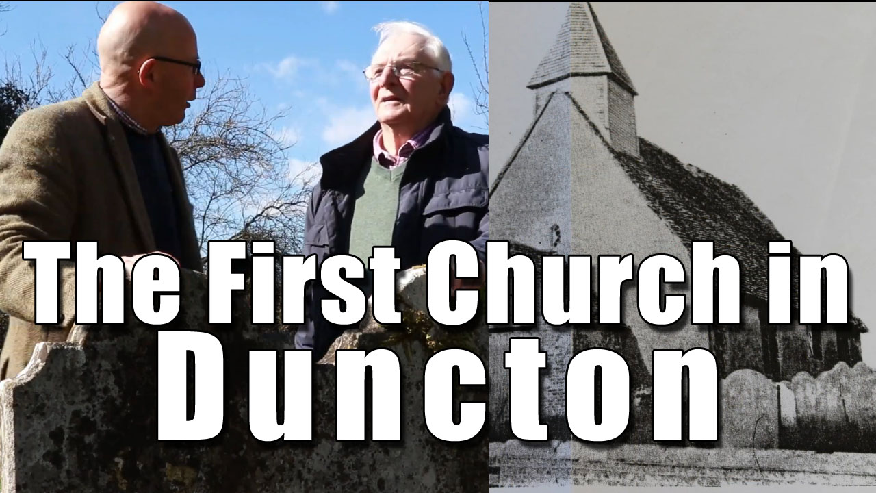 Exploring Duncton - The Site of St Mary's