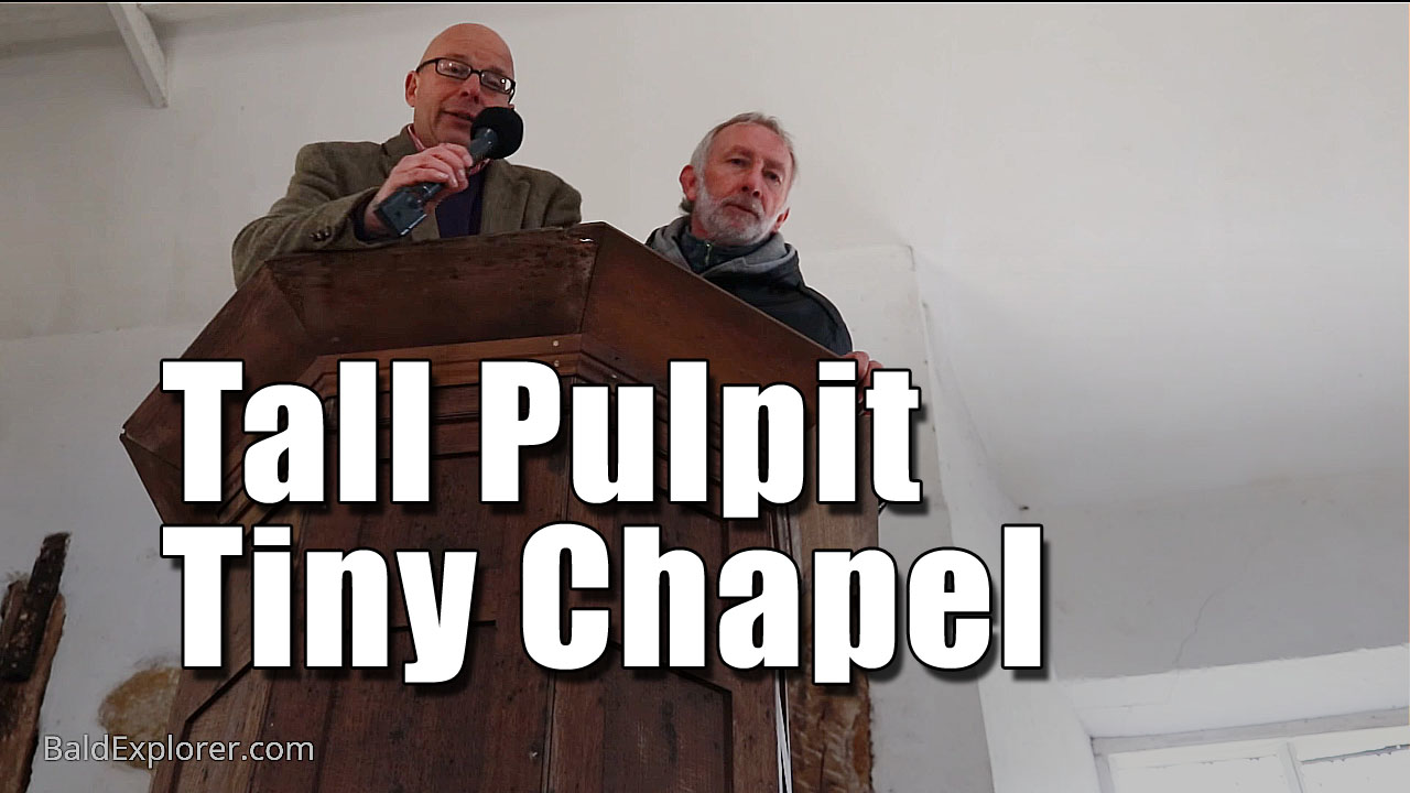 A Visit to Tuxlith Chapel in Milland West Sussex