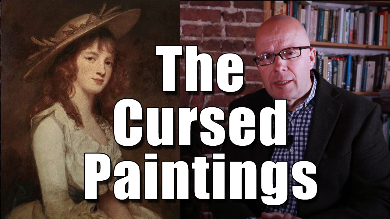 The Case of the Cursed Paintings
