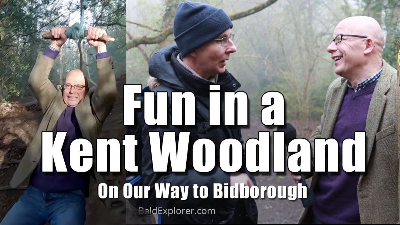 Fun on the Way to Bidborough in Kent