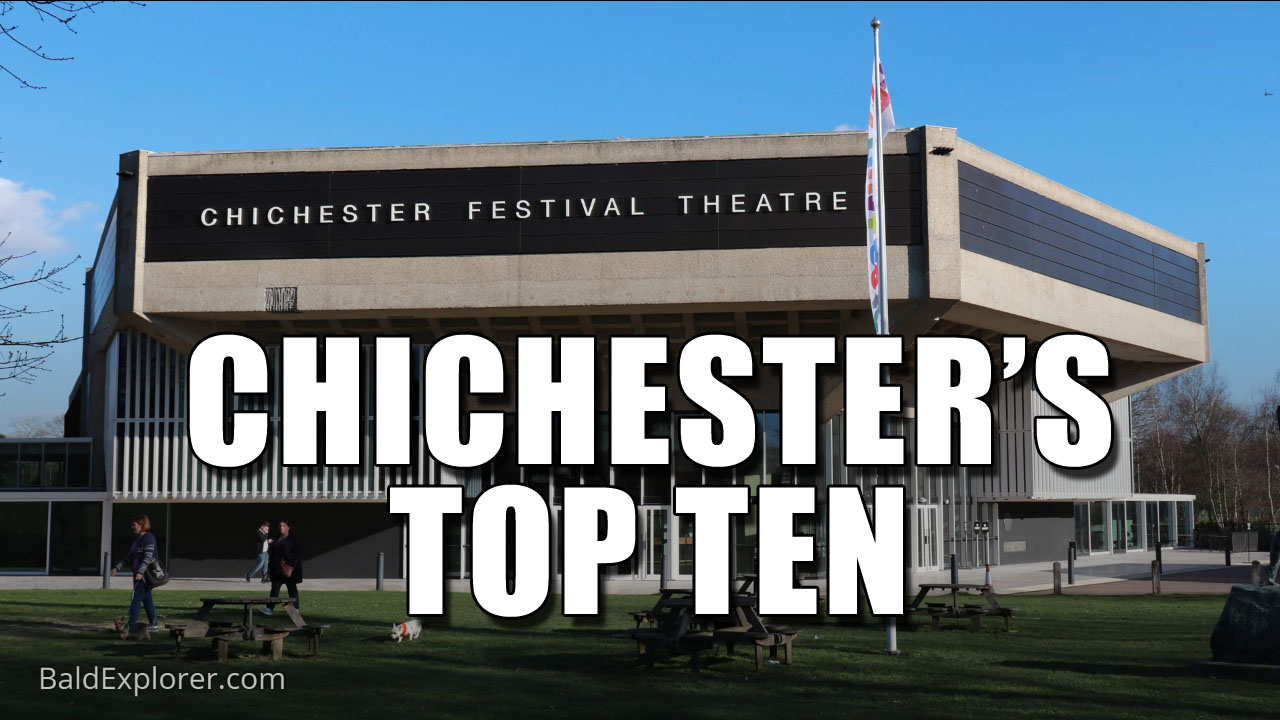 Chichester's Top Ten Sights You Must See!