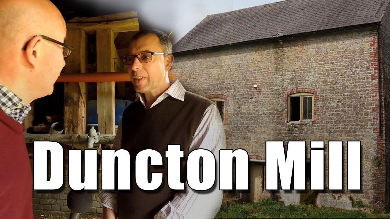 Exploring Duncton's 200 Year Old Water Mill