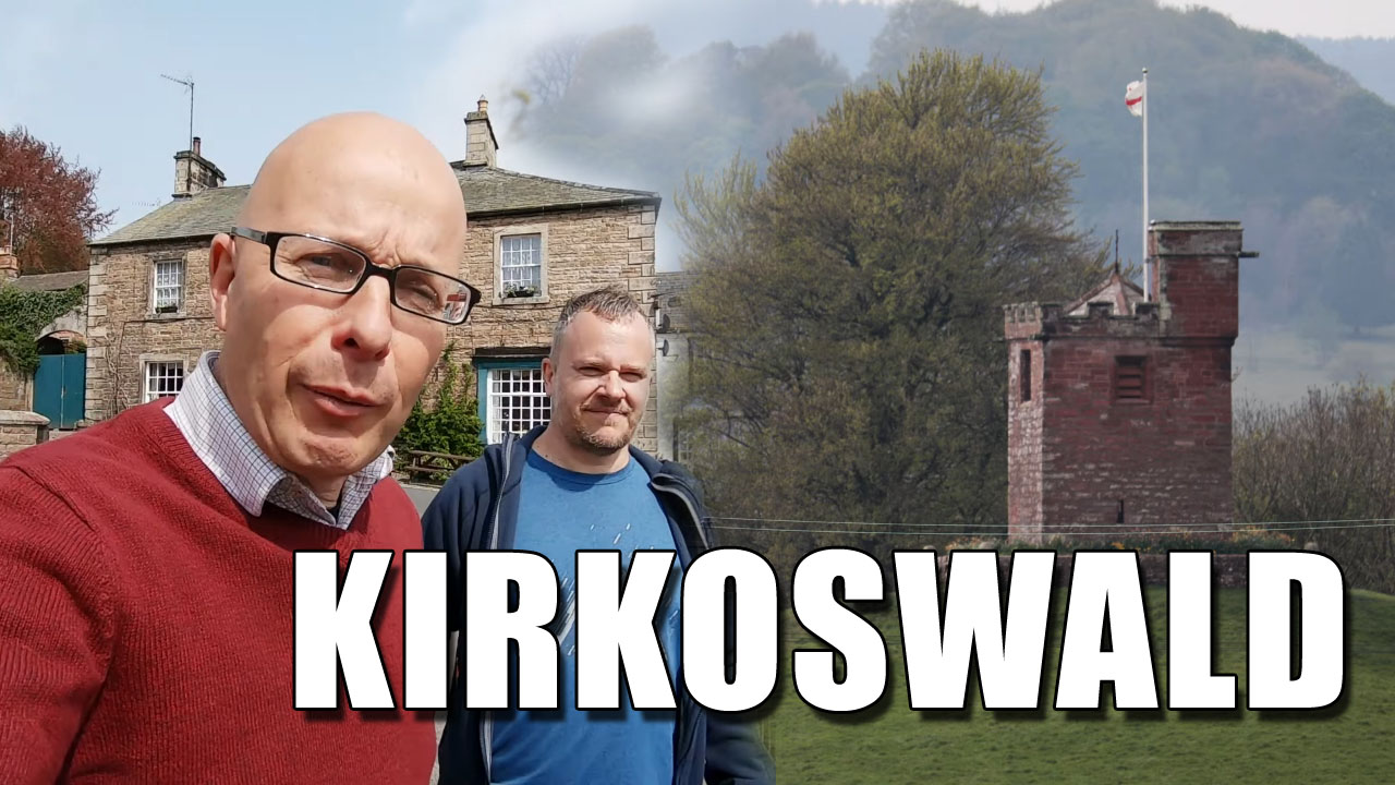 Cumbria Explored: The Village of Kirkoswald