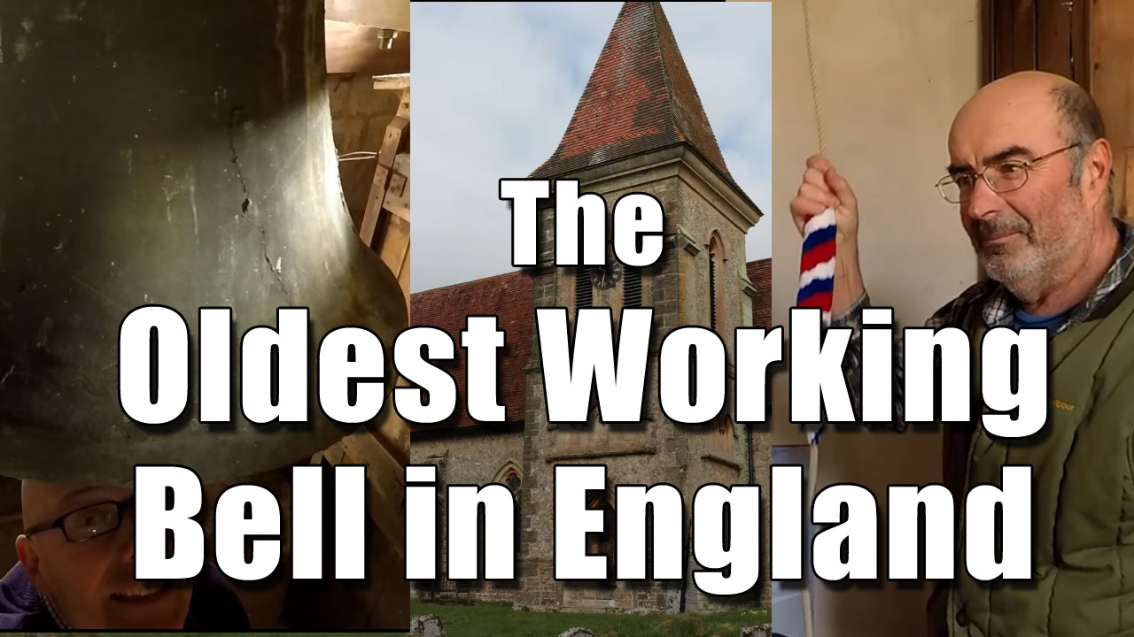 Duncton and the Oldest Working Bell in the Country