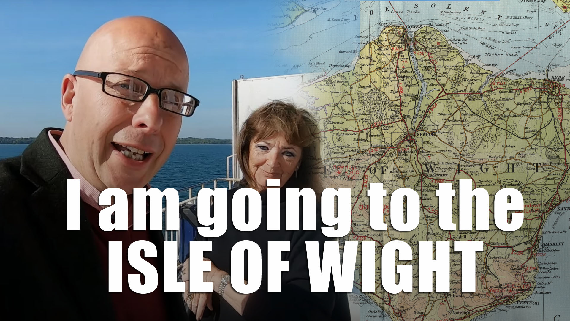 An Intro to My Visit to the Isle of Wight